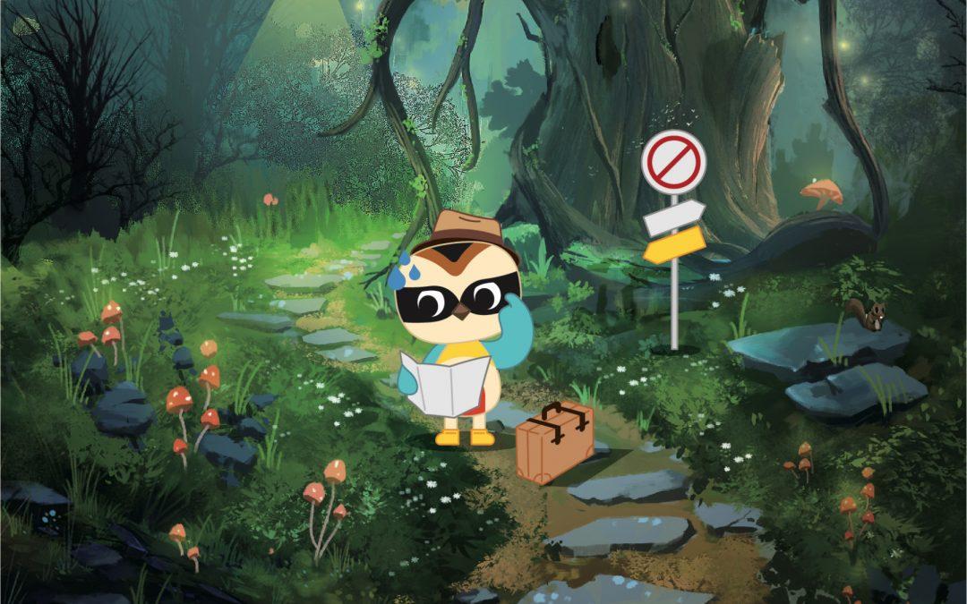 탐험과 자연을 사랑하는 피타와 함께 곶자왈을 걷다.-6